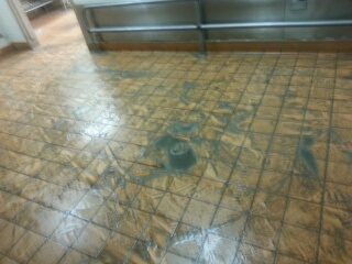 commercial tile before billu0027s cleaning service